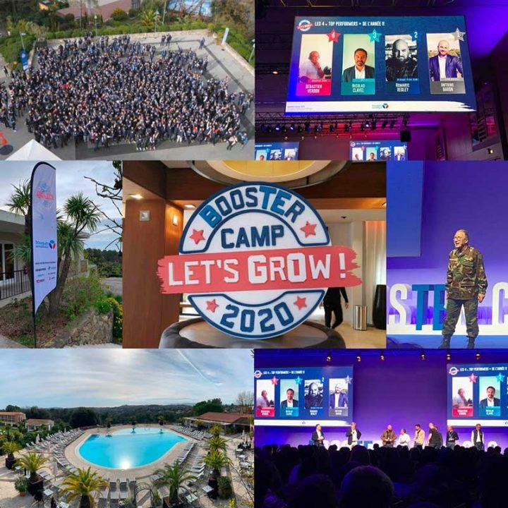 Convention Booster Camp 2020 pour l'équipe d'Ody-C